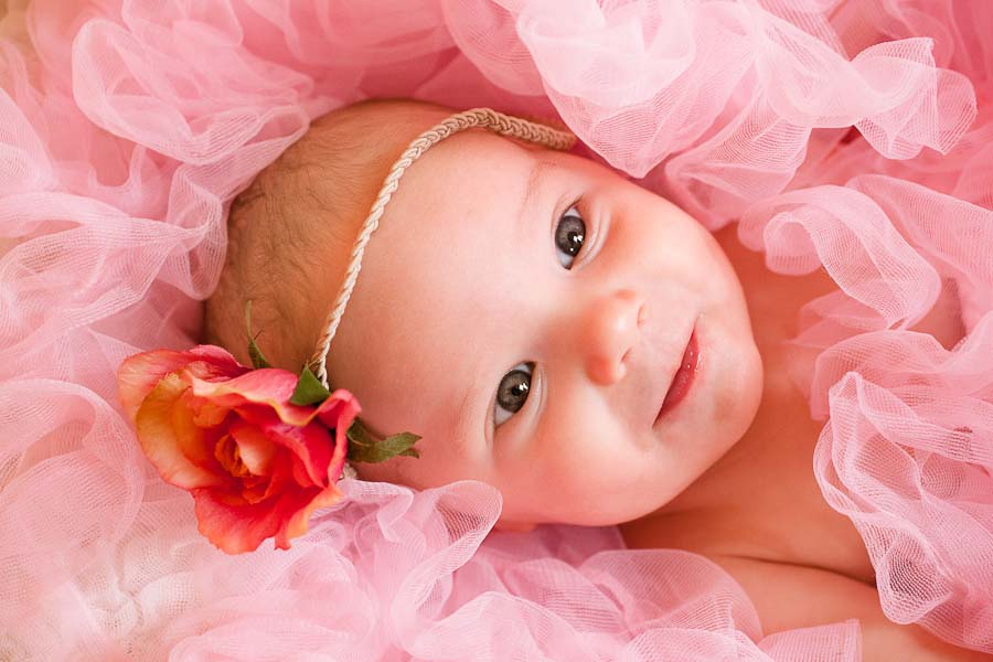 bezaubernde Babyfotografie