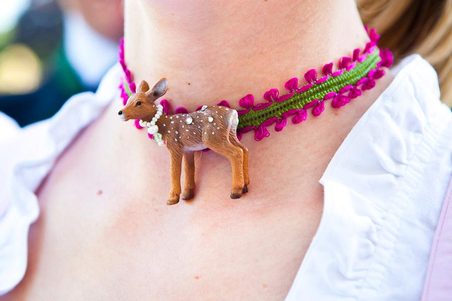 Bambi Halsband