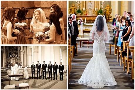 Amerikanische Hochzeit in Büren