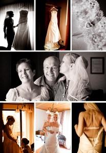 Brautvorbereitung im Hotel Aggertal in Lohmar