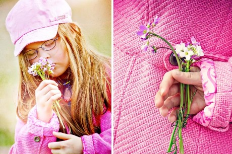 Kinderfotografie im Sommer