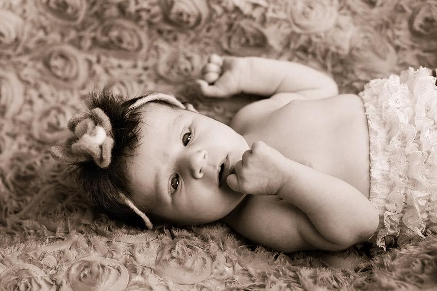 zauberhafte Neugeborenenfotos