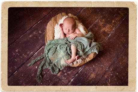 Neugeborenenfotografie Paderborn, Paul