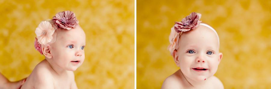 wundervolle Babyportraits, Mathilda