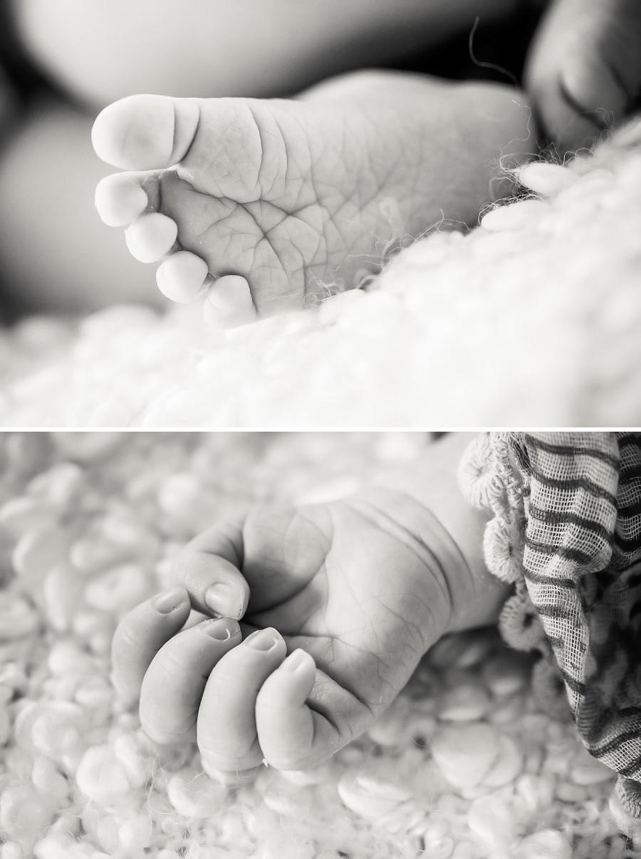 verträumte Babyfotos