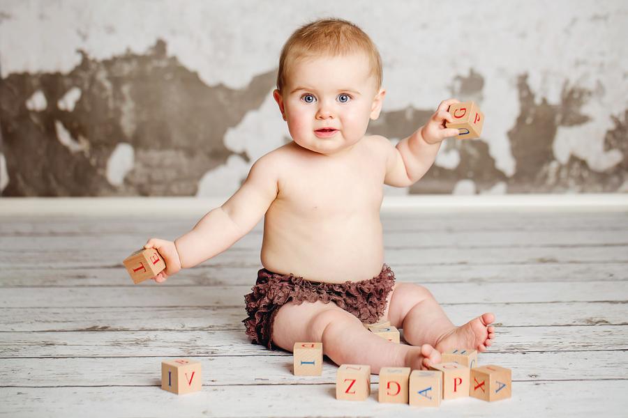 Babyfotograf Paderborn-8 Monate