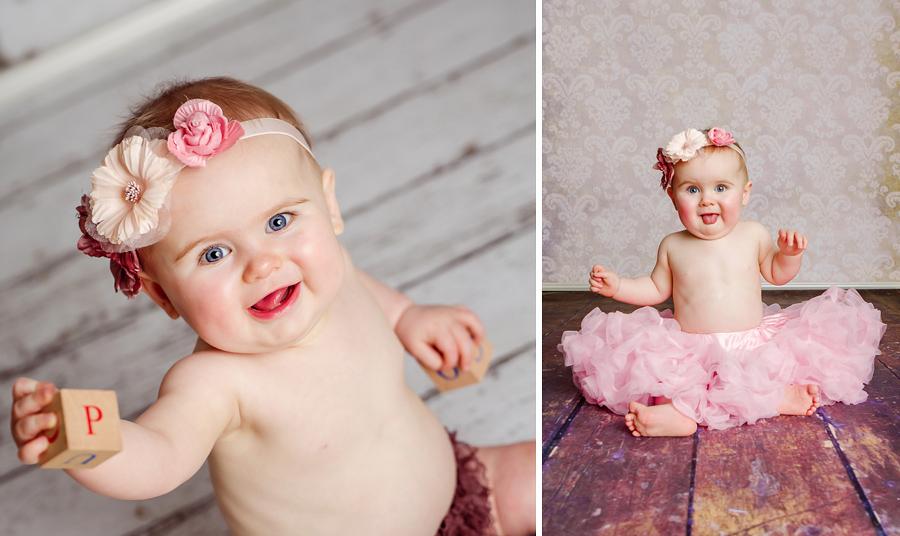 zeitgemäße Baby-und Kinderforografie