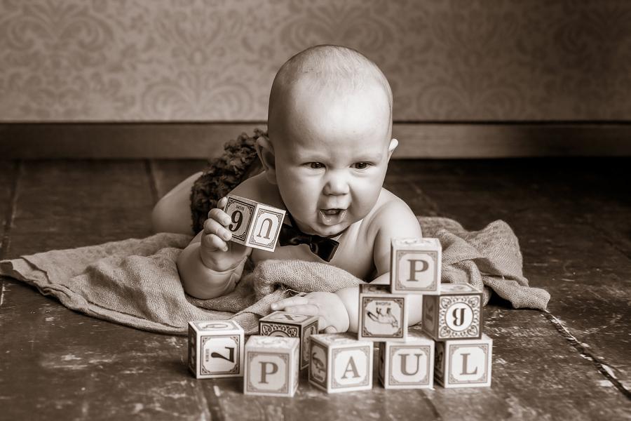 professionelle Babyfotos