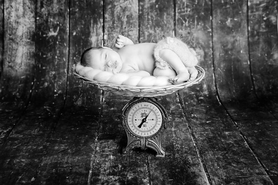 zeitlose Neugeborenenfotografie