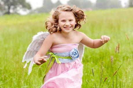 moderne Kinderfotografie
