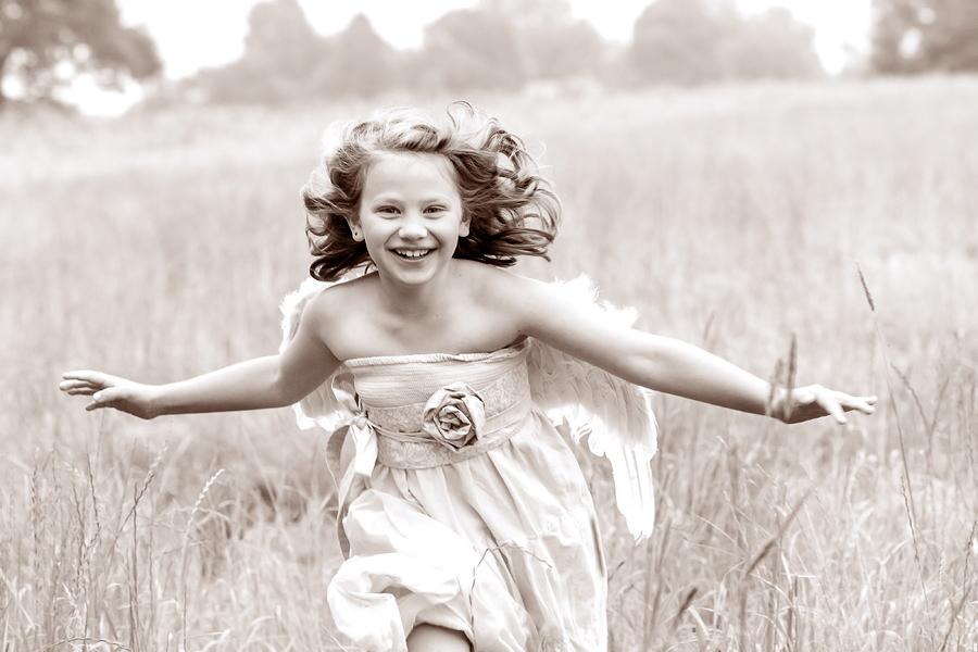 professionelle Kinderfotografie