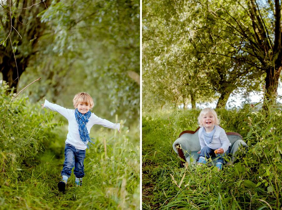 fotos lachender Kinder