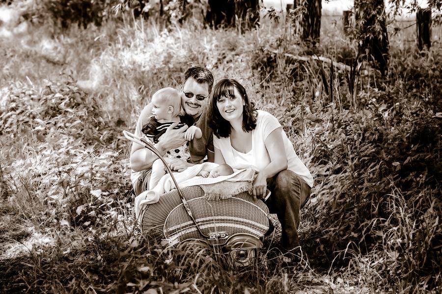 zeitlose Familienbilder