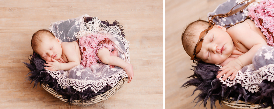 ungezwungene Babyfotografie