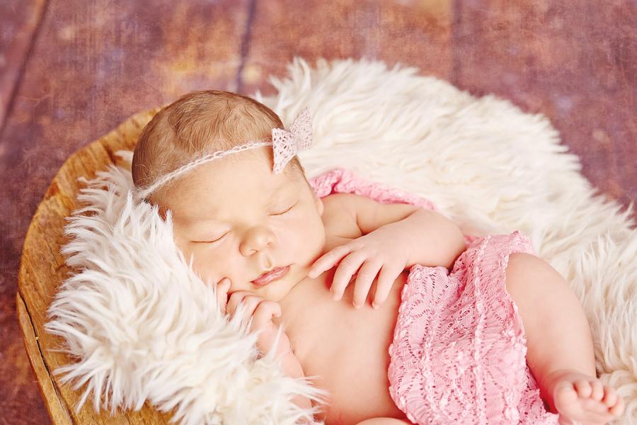traumhafte Babybilder
