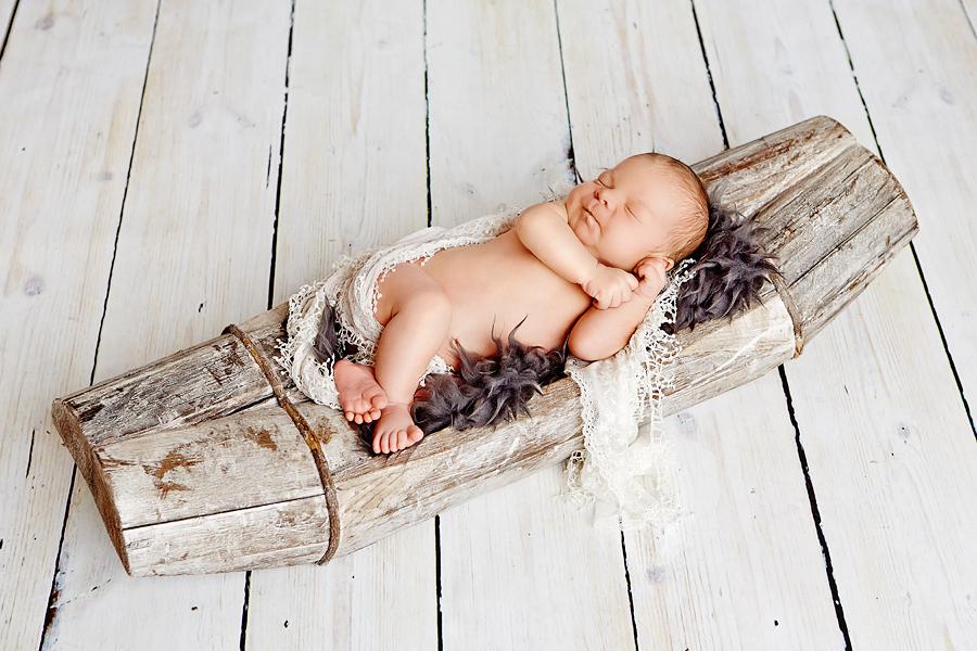 Studiofotografie Baby