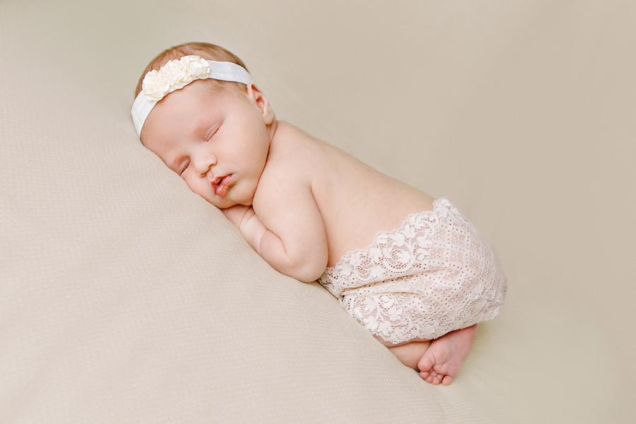 traumhafte Neugeborenenfotos