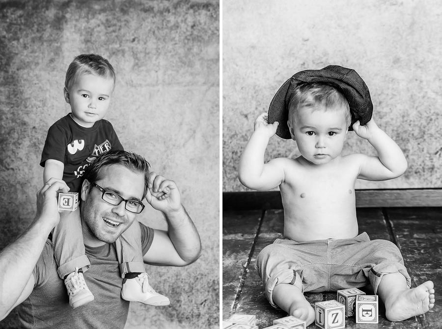 zeitlose Kinderfotos