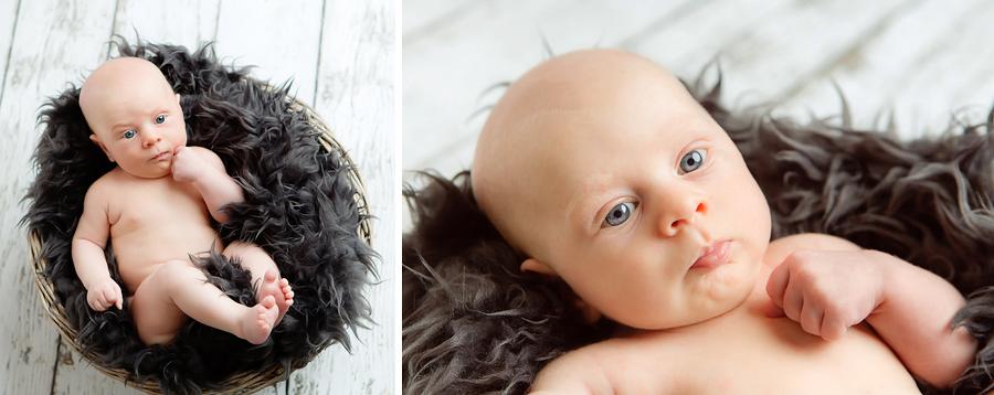 erste Fotos vom Baby