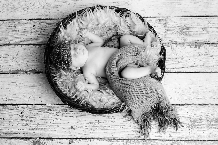 traumhafte Babyfotografie