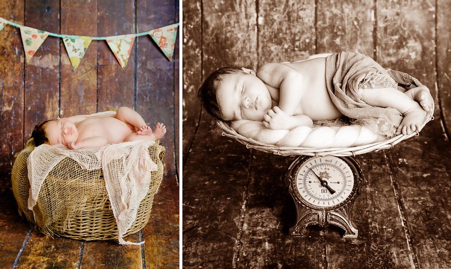 Neugeborenen und Familienfotograf