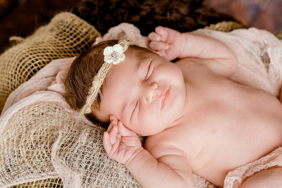 entspannte Babyfotos