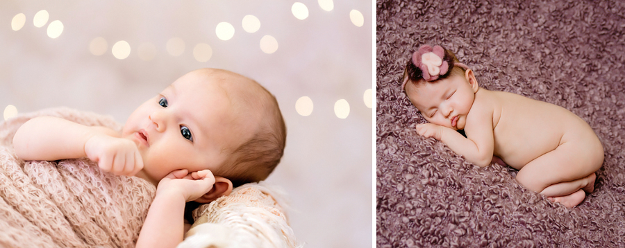professionelle Babyfotografie