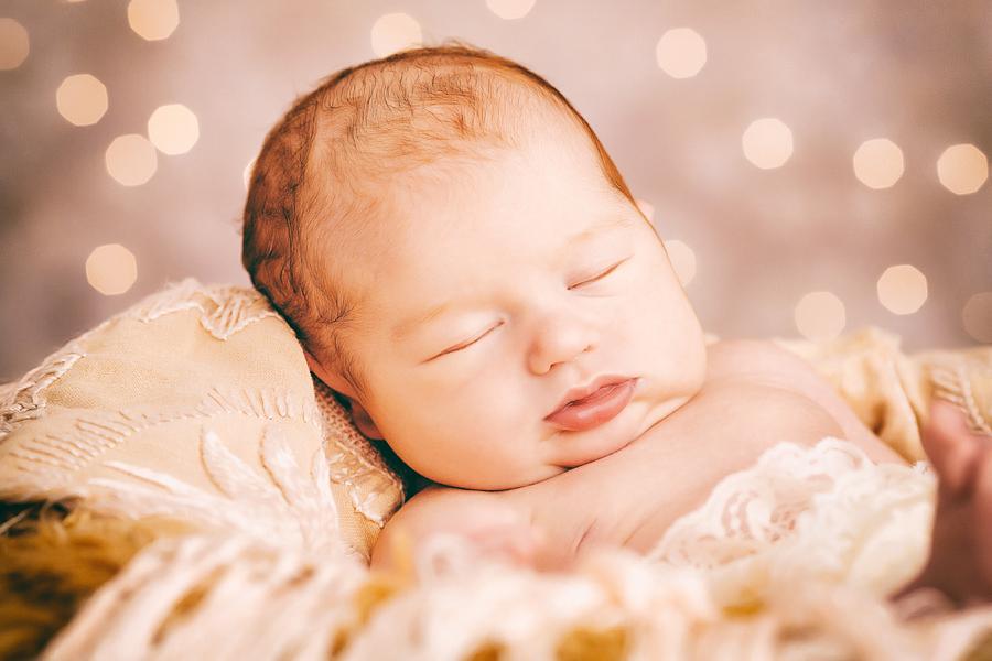 zauberhafte Neugeborenenfotografie