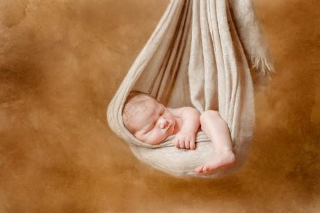 exklusive Babyfotografie