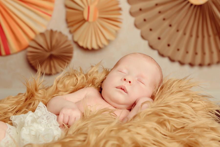 wundervolle Babyfotos