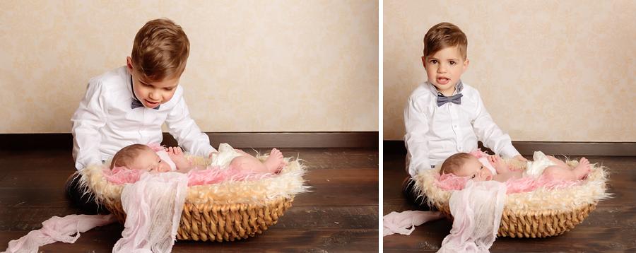 erste Babybilder