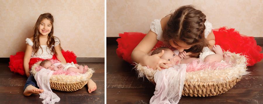 professionelle Fotos Geschwister