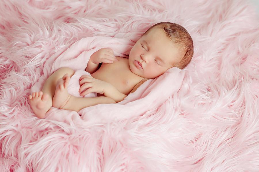 Ann Geddes, Neugeborenenshooting