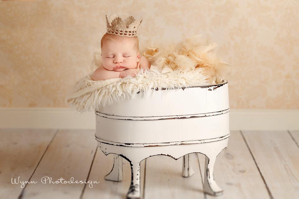 Neugeborenenfotografie professionell