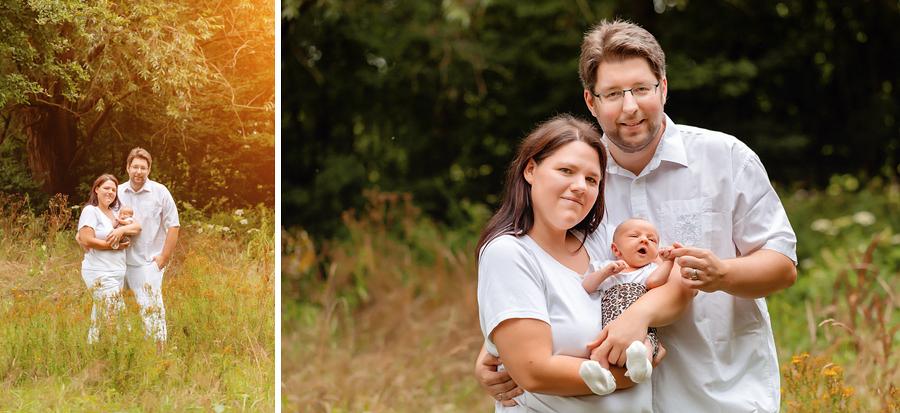 Neugeborenenfotos Familienfotos