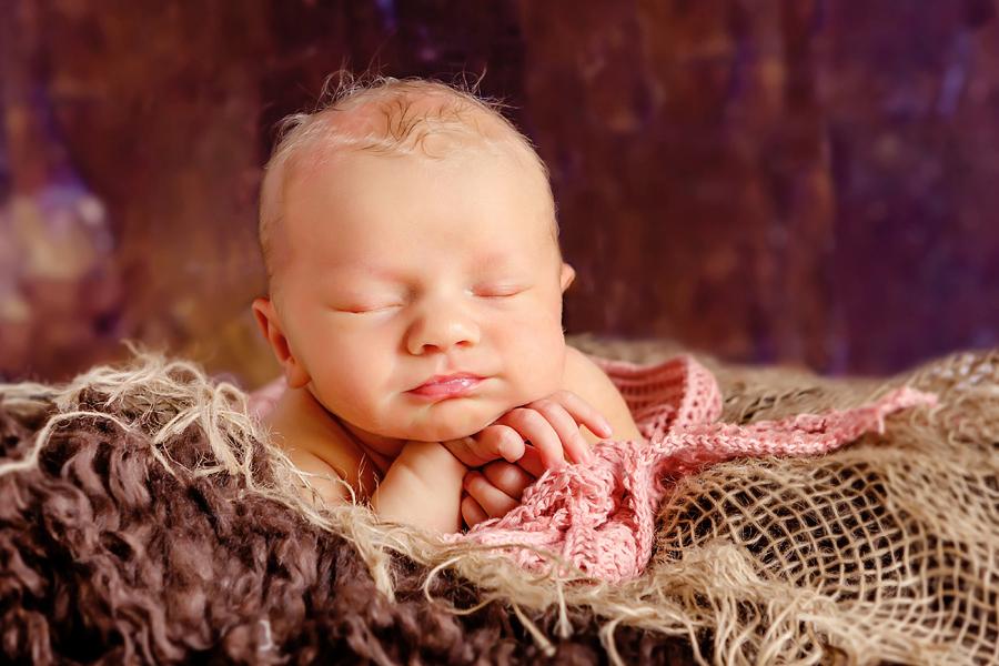 entspannte Babys
