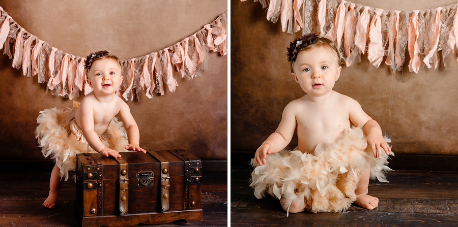 Vintage Babyfotos
