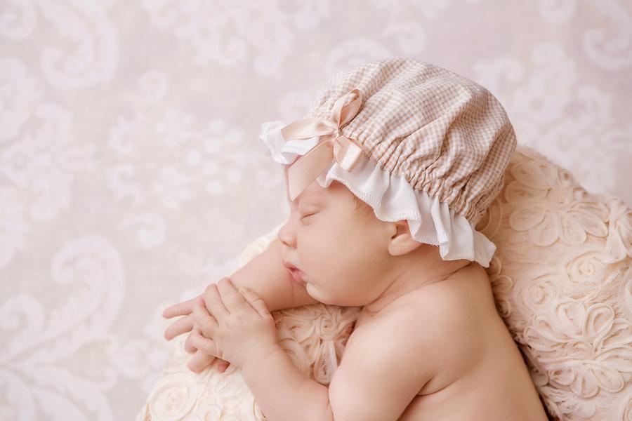 schlafende Lina