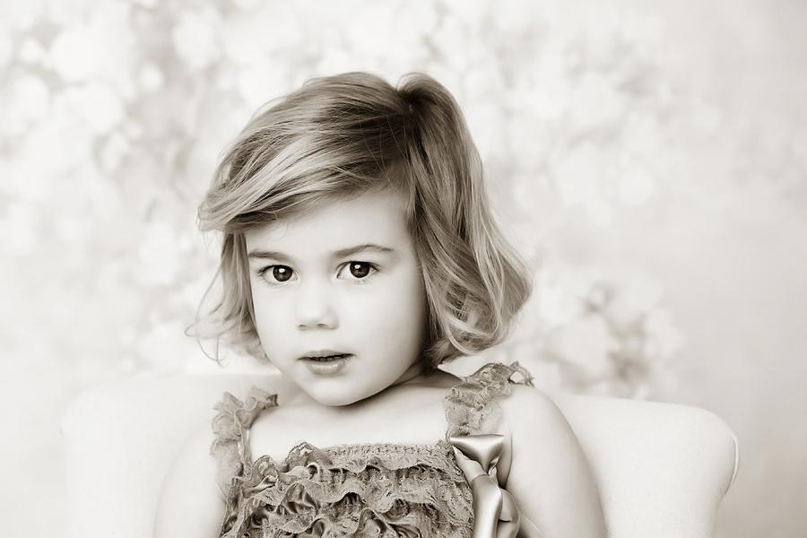 Kinderfotos Greta