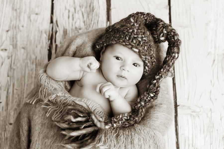 Babyfotos Junge