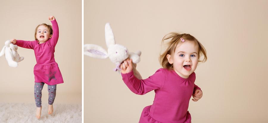 spontane Kinderfotos