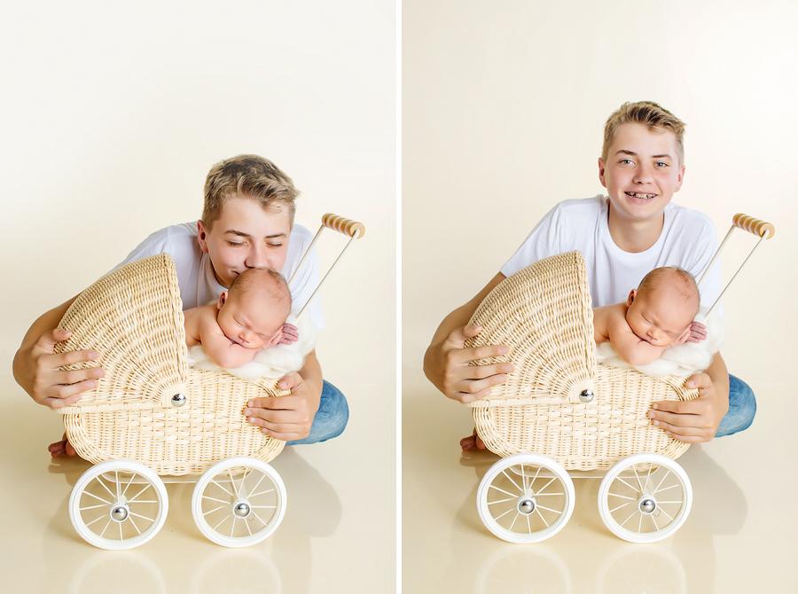 Neugeborenen, Geschwisterbilder Paderborn, Babyfotos Bielefeld, Luisa 6
