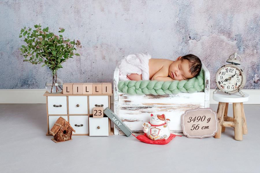 Babyfotoshooting Neugeborenenfotos Babyfotograf Paderborn Bilder vom Neugeborenen Fotostudio natürliche Babyfotos Ann Geddes Wynn Photodesign