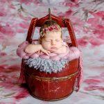 erstes fotoshooting neugeboren