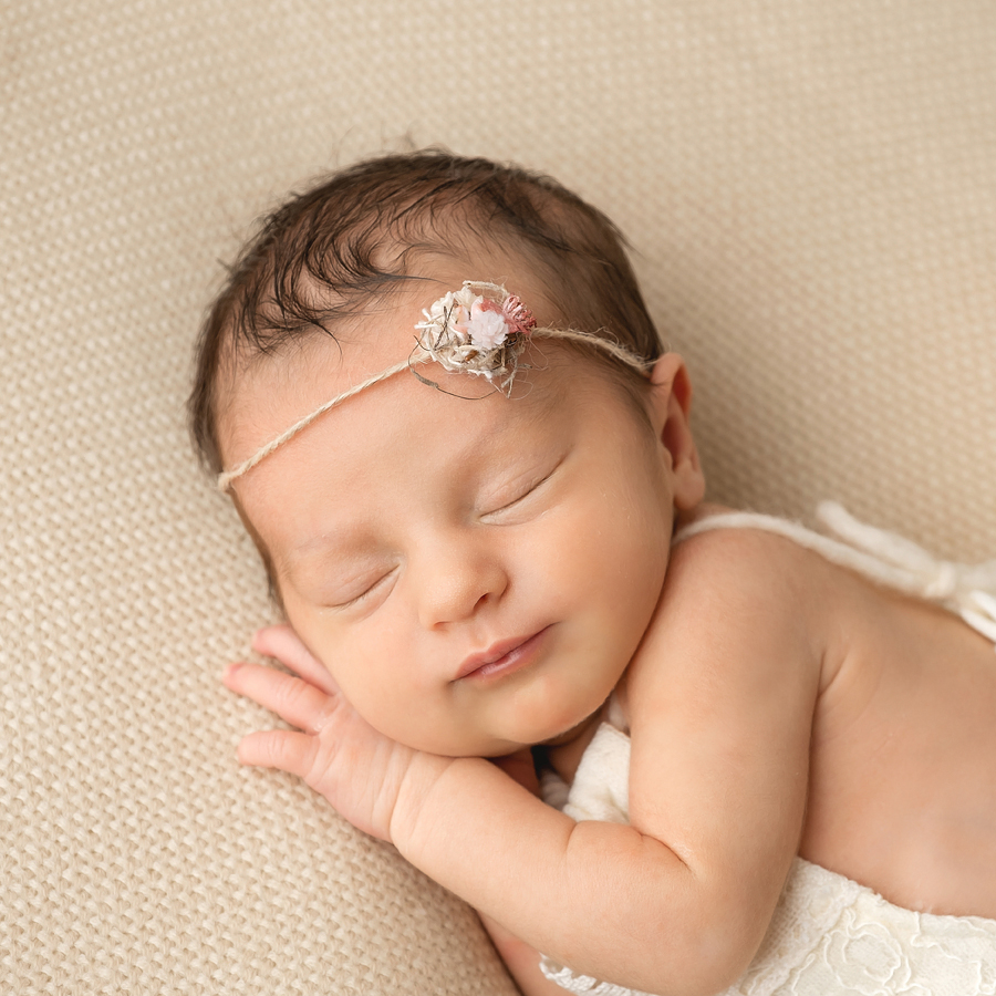 natürliche babyfotos